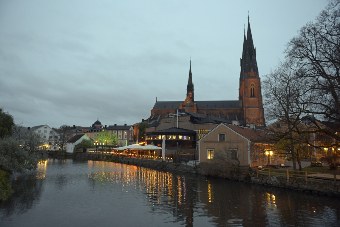 Photo of Uppsala city taken by JimElfström